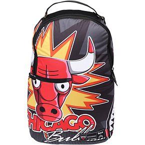 Sprayground Chicago Bulls Lab Backpack