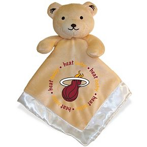 Miami Heat Infant Security Bear Blanket