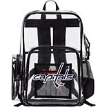 The Northwest Washington Capitals Dimension Clear Backpack