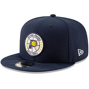 Men's New Era Navy Indiana Pacers 2018 Tip-Off Series Team 9FIFTY Adjustable Hat