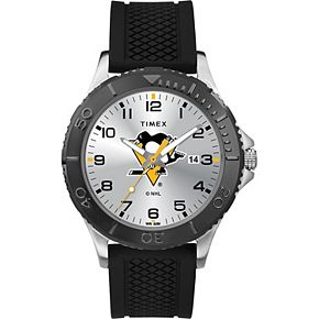 Men's Timex Pittsburgh Penguins Gamer Watch