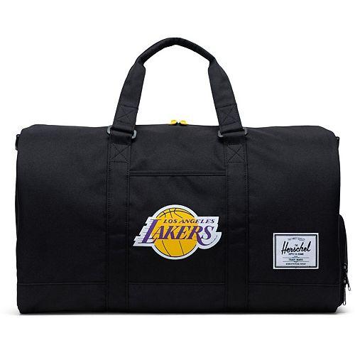 Herschel Supply Co. Los Angeles Lakers Novel Duffel Bag