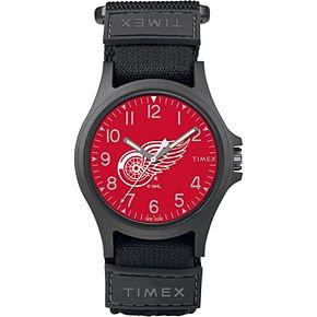 Men's Timex Detroit Red Wings Pride Watch
