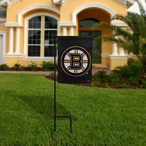 Boston Bruins 12.5'' x 18'' Two-Sided Garden Flag