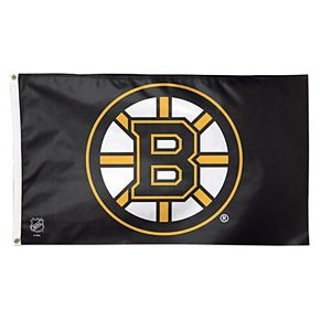 WinCraft Boston Bruins 3' x 5' Deluxe Flag