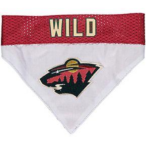 Minnesota Wild Reversible Hockey Bandana