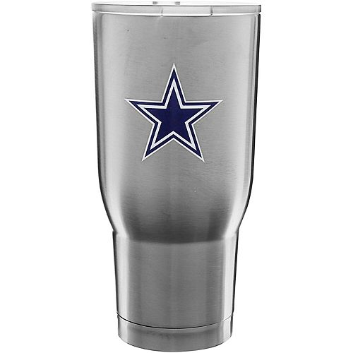 Dallas Cowboys 32oz. Stainless Steel Keeper Tumbler
