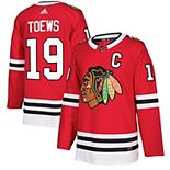 Men's adidas Jonathan Toews Red Chicago Blackhawks Authentic Player Jersey