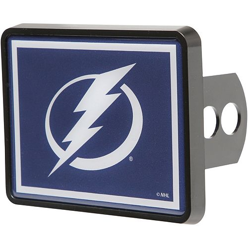 Tampa Bay Lightning Universal Rectangle Hitch Cover