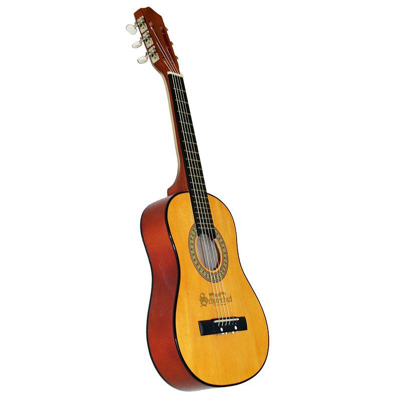 Schoenhut Junior 6-String Acoustic Guitar (Mahogany/Oak)