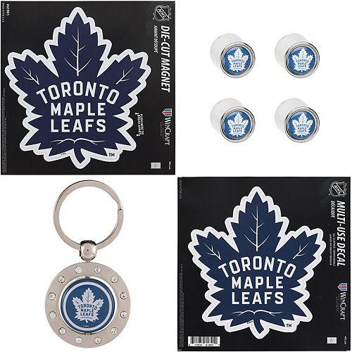 Toronto Maple Leafs 4-Piece Auto Kit