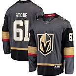 Men's Fanatics Branded Mark Stone Gray Vegas Golden Knights Home Premier Breakaway Player Jersey
