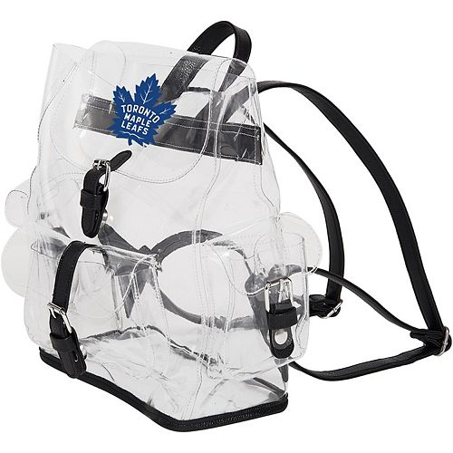 The Northwest Company Toronto Maple Leafs Lucia Clear Backpack