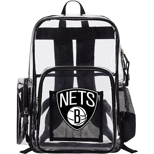 The Northwest Company Brooklyn Nets Dimension Clear Backpack