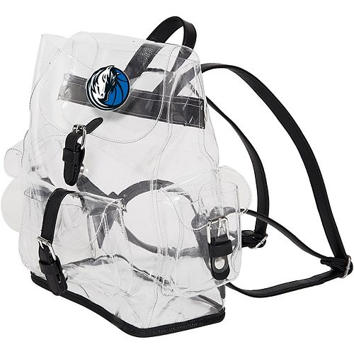 The Northwest Company Dallas Mavericks Lucia Clear Backpack