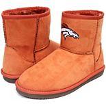 Girls Toddler Cuce Denver Broncos Rookie 2 Boots