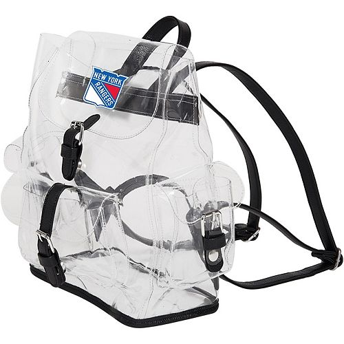 The Northwest Company New York Rangers Lucia Clear Backpack