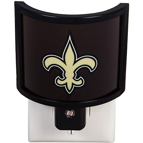 New Orleans Saints Nightlight