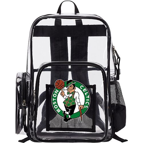 The Northwest Company Boston Celtics Dimension Clear Backpack