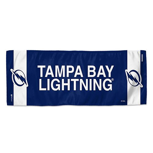 "WinCraft Tampa Bay Lightning 12"" x 30"" Double-Sided Cooling Towel"