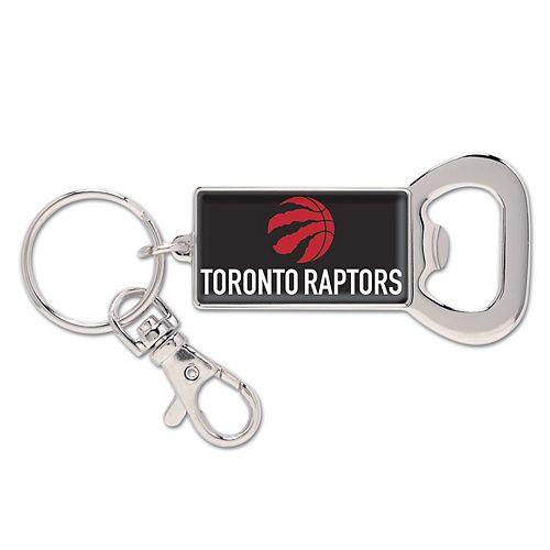 WinCraft Toronto Raptors Bottle Opener Key Ring