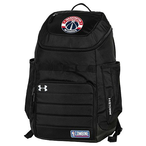 Under Armour Washington Wizards NBA Undeniable Backpack