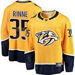 Men's Fanatics Branded Pekka Rinne Gold Nashville Predators Breakaway Player Jersey