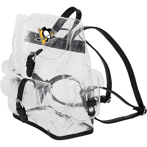 The Northwest Company Pittsburgh Penguins Lucia Clear Backpack