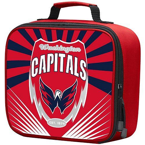 The Northwest Company Washington Capitals Lightning Lunch Kit