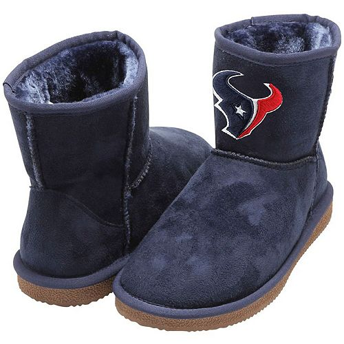 Girls Toddler Cuce Houston Texans Rookie 2 Boots