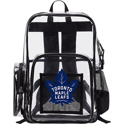 The Northwest Company Toronto Maple Leafs Dimension Clear Backpack