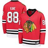 Youth Fanatics Branded Patrick Kane Red Chicago Blackhawks Replica Player Jersey