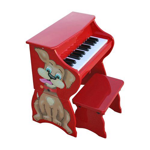 Schoenhut® 25-Key Dog Piano Pal