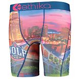 Youth Ethika for Fanatics Navy New Orleans Pelicans Baller Boxer Brief