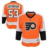 Toddler Shayne Gostisbehere Orange Philadelphia Flyers Replica Player Jersey