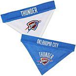 Oklahoma City Thunder Reversible Bandana Pet Collar
