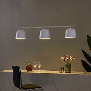Southern Enterprises Jacona 3-Light Pendant Lamp