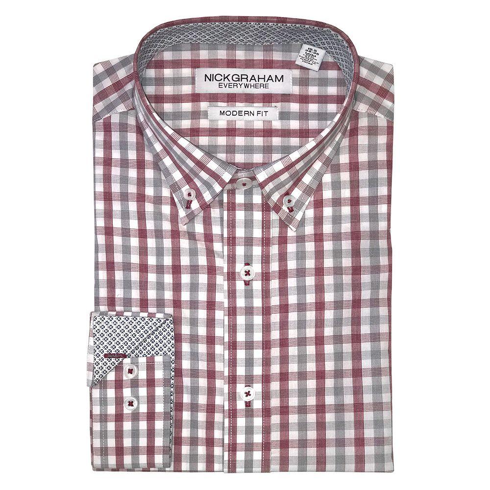 Men's Nick Graham Everywhere Dress Shirts