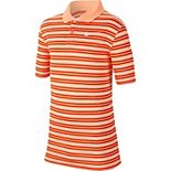 Boys 8-20 Nike Dri-FIT Victory Striped Golf Polo