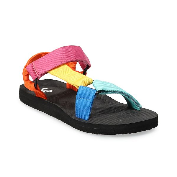 SO Honorable Womens Sandals