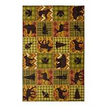 Mohawk® Home Prismatic Woodland Lodge Multicolored 8'x10' Rug