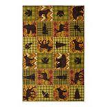 Mohawk® Home Prismatic Woodland Lodge Multicolored 8'x10' Rug