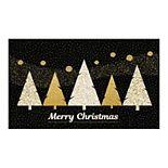 Mohawk® Home Prismatic Merry Polkadot Trees Rug