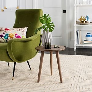 Safavieh Orion Round End Table