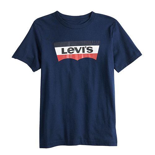 Boys 8-20 Levi's Batwing Tee