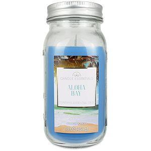 Candle Essentials Aloha Bay 16-oz. Mason Jar Candle
