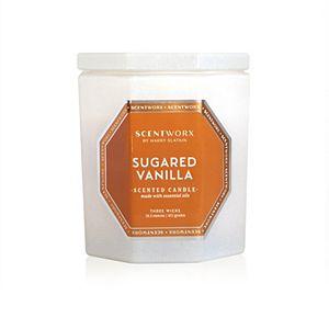 ScentWorx by Harry Slatkin Sugared Vanilla 14.5-oz. Candle Jar