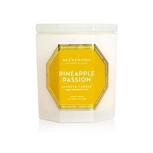 ScentWorx by Harry Slatkin Pineapple Passion 14.5-oz. Candle Jar