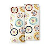 Food Network? Medallion Print Kitchen Towel 2-pk.