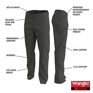 Men's Wrangler RIGGS Workwear Tech Pants